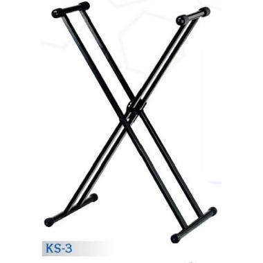 Peace KS-3 стойка для клавишных инструментов XХ-образная