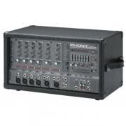 PHONIC POWERPOD 620 PLUS T1 Профессиональный звуковой микшерный пульт