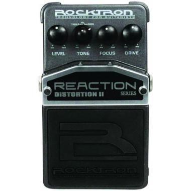 """ROCKTRON Reaction Distortion 2 гитарный эффект """"дисторшн"""""""