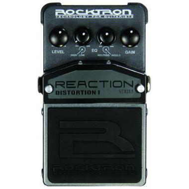 ROCKTRON Reaction Distortion 1 педаль гитарная дисторшн