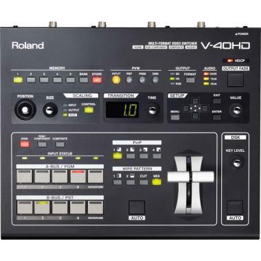 ROLAND V-40HD видео микшер